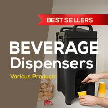 Best Selling Beverage Dispensers