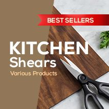 Best Selling Kitchen Shears