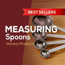 Best Selling Measuring Spoons
