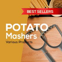 Best Selling Potato Mashers