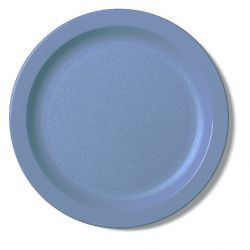 Blue Polycarbonate Dinnerware and Mugs