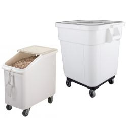 Bulk Food Storage Containers and Ingredient Bins