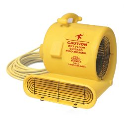 Commercial Floor Dryers and Air Movers
