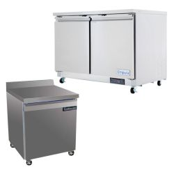 Commercial Undercounter and Worktop Refrigeration