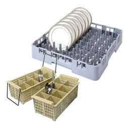 Dish Racks and Flatware Racks