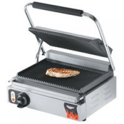 Grooved Top & Bottom Panini Grills