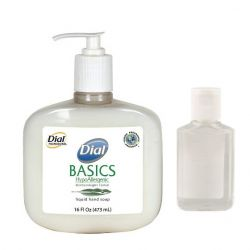 Hand Soap and Sanitizer Liquids and Gels