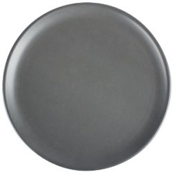 Hard Coat Anodized Aluminum Coupe Pizza Pans