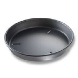 Hard Coat Anodized Deep Dish Pizza Pans