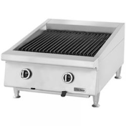Heavy Duty Modular Top Charbroilers