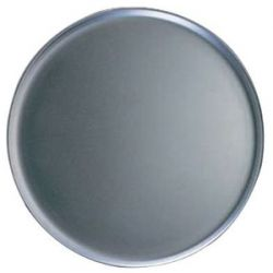 Heavy Weight Aluminum Coupe Pizza Pans