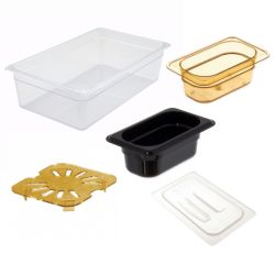 Specialty Food Pans and Food Pan Accessories