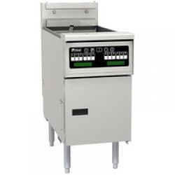Split Pot Electric Deep Fryers
