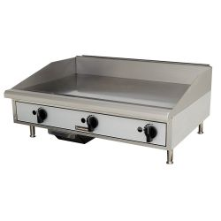 Standard Duty Gas Countertop Griddles