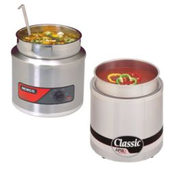 Commercial Soup Warmers / Cookers
