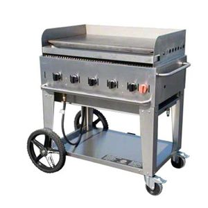 Outdoor Commercial Grills