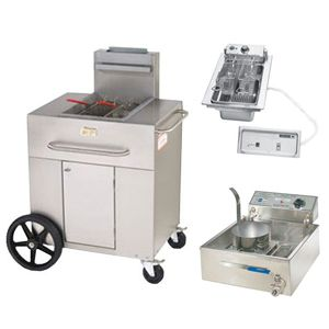 Specialty Commercial Deep Fryers