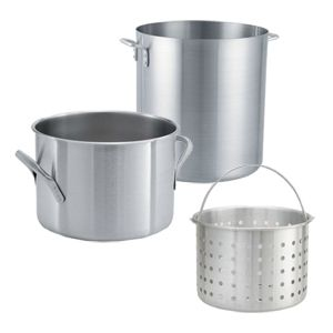 Stock Pots and Accessories