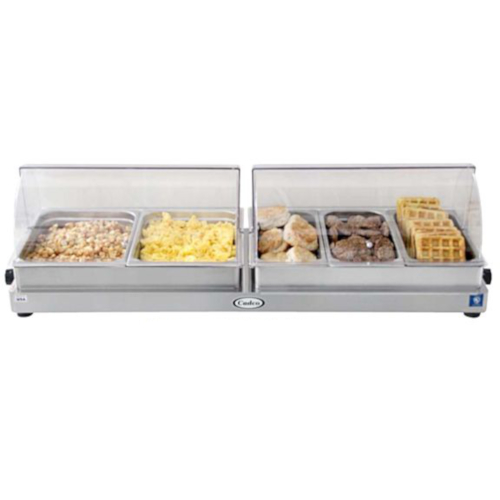 Countertop Heated Buffet Servers / Warmers