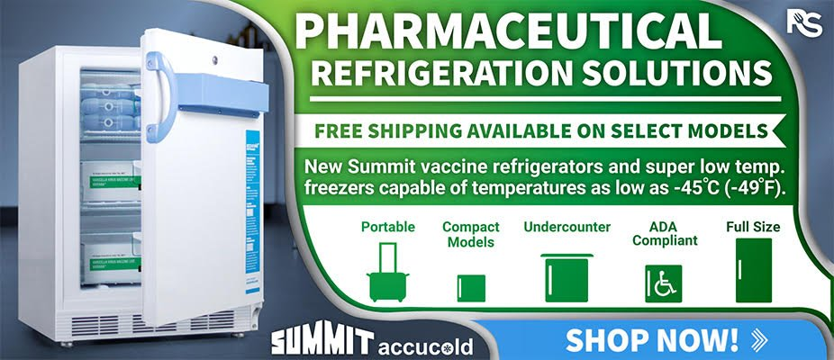 Pharmaceutical Refrigeration