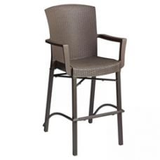 outdoor bar stools - Outdoor Restaurant Furniture