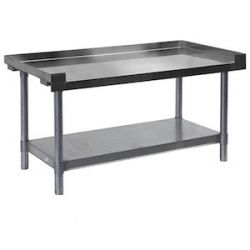 All Stainless Steel Equipment Stands