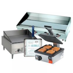 Commercial Grills / Griddles