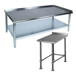 Equipment Stands and Filler Tables