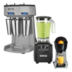 Juicers, Bar Blenders and Milkshake Machines