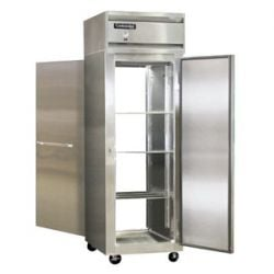 Solid Door Pass-In / Pass-Through Freezers