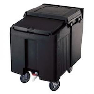 Ice Transport Buckets and Mobile Ice Bins