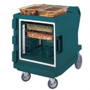 Insulated and Heated Food Pan Carriers
