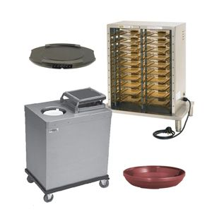 Meal Heating and Transport Bases, Pellets, and Chargers