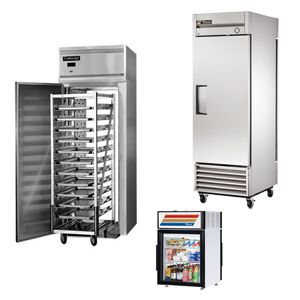 Pass Through / Roll-In Commercial Refrigerators and Freezers