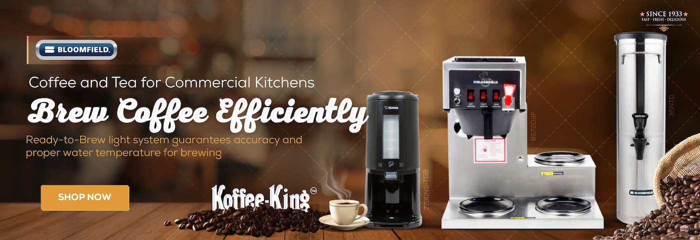 Bloomfield Koffee King Coffee Makers