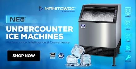 Manitowoc Neo Ice Machines